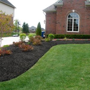 Mulch After Photo